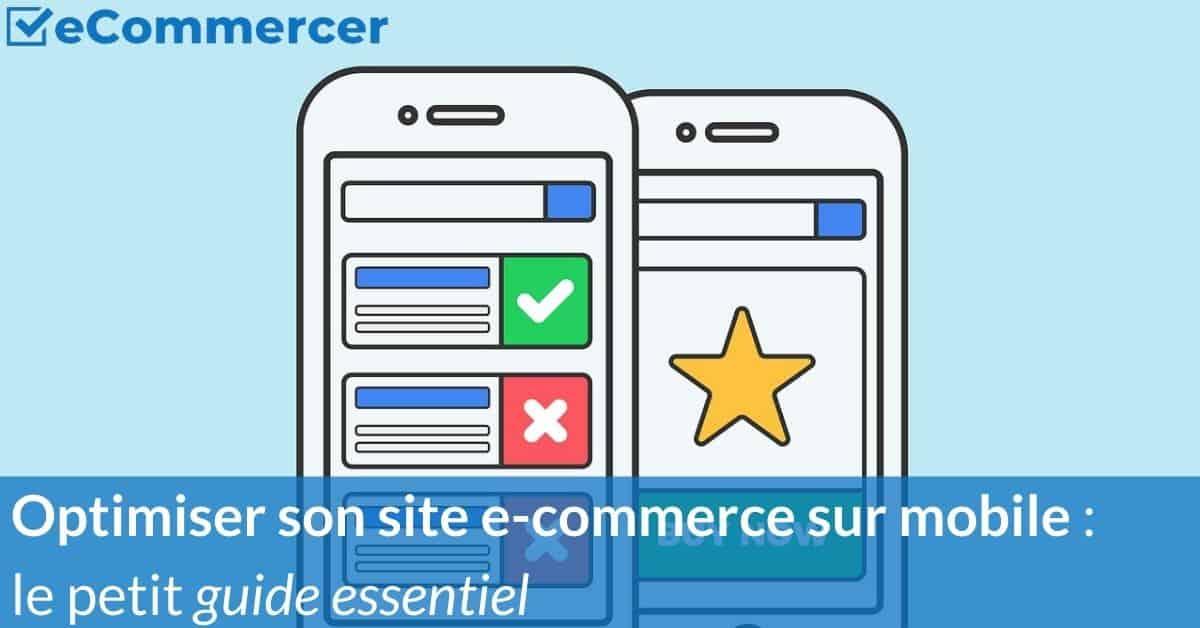 Optimiser son site e-commerce sur mobile